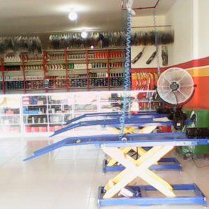 usaha toko sparepart motor